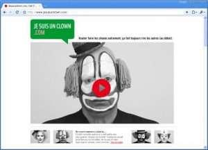 Je Suis Un Clown