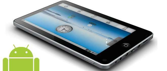 Yes, there is an alternative to the iPad. Welcome the new Android-based aPad