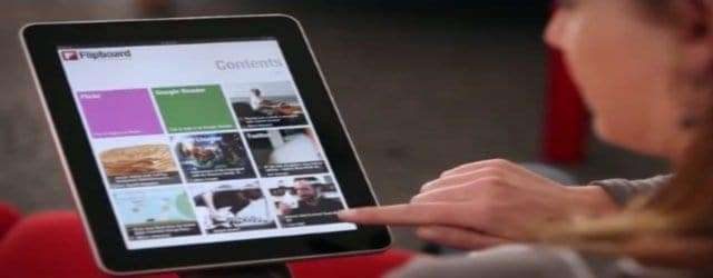 Flipboard iPad App Keeps Growing By Adding Google Reader Integration
