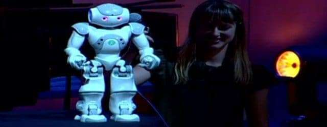 New Featured Video: Heather Knight Blends Robotics With Reactive Content