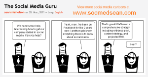 Does your social media expert know the difference between a social media strategy and a social media tactic?