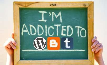 Are you addicted to blogging? Do you know the signs?