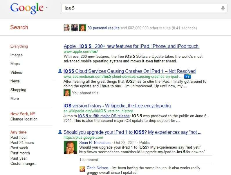 Google Plus Your World Now Displays Content From All Your Social Networks...As Long As You Only Use Google+