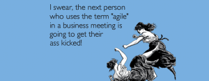 Are your social media activities truly agile? Do you understand the principles of agile development?
