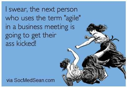 Is your organization agile in their social media activities?