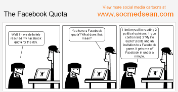 Has Facebook become your modern day soap opera? Are you sharing too much information?