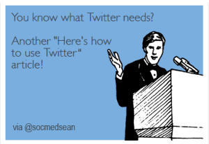 Funny Friday: What Twitter Needs