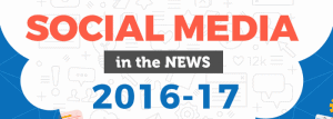 Infographic: Changes To The Social Media Industry In 2016 and Early 2017