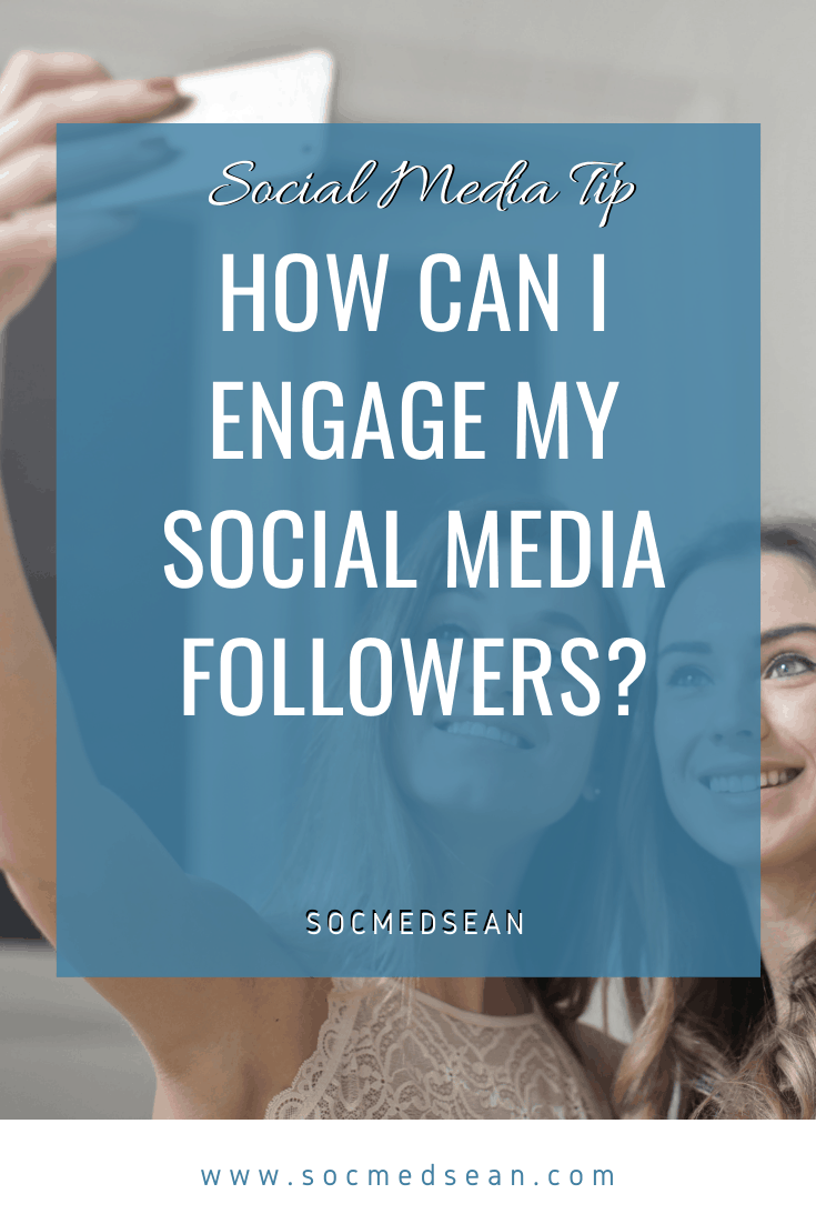 Tips for engaging with your social media audience