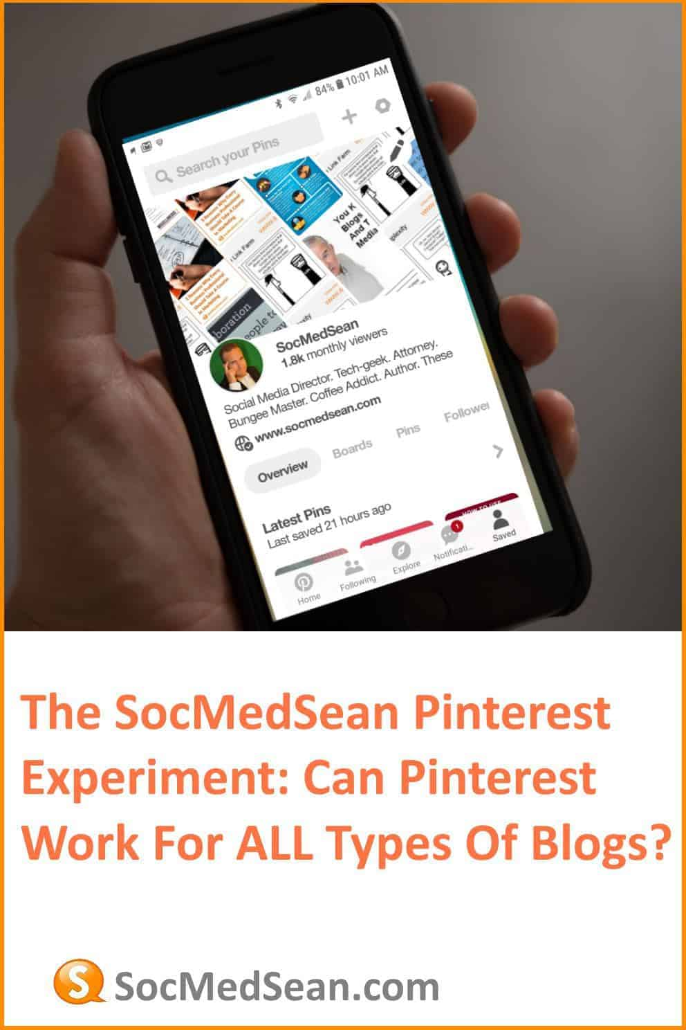 Can Pinterest work for all bloggers?