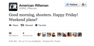 This tweet is the perfect example of how scheduling social media content can go wrong