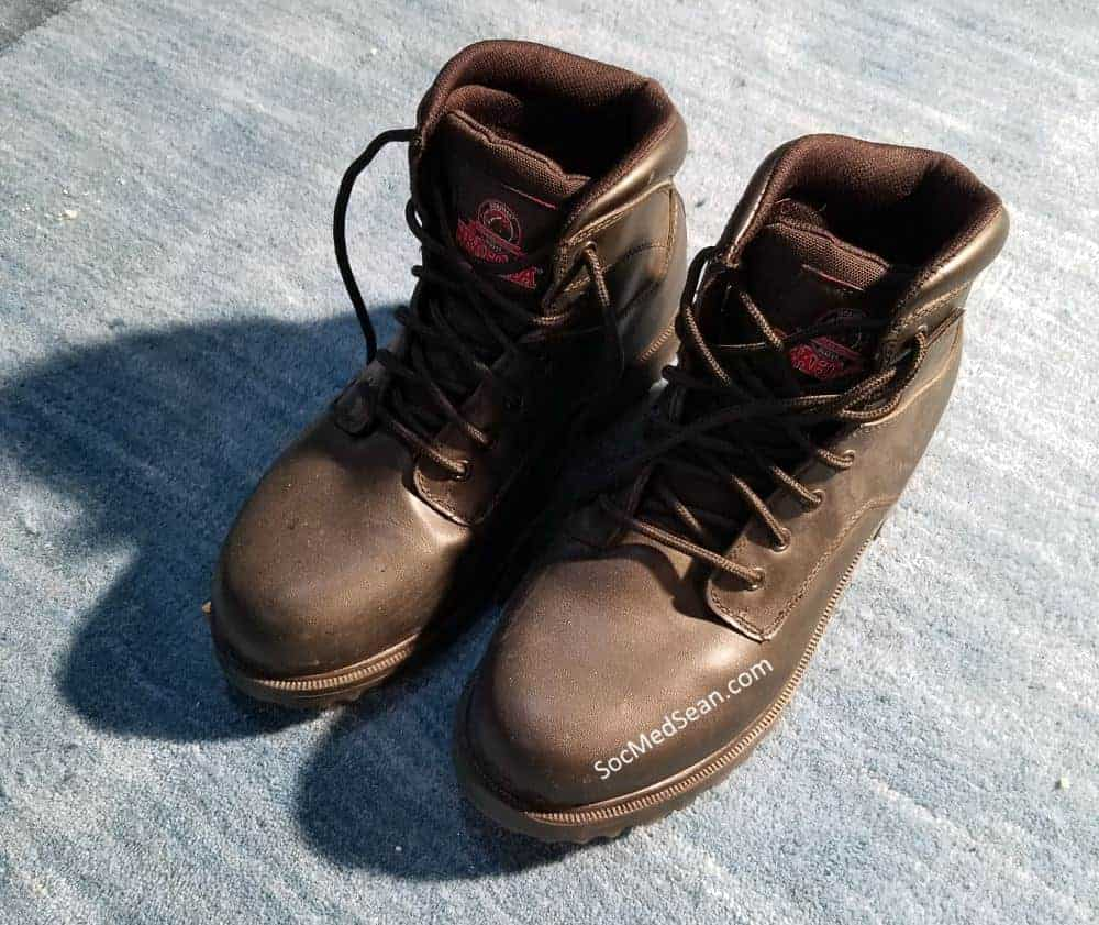 Boots I use for both Snake Eyes and DeathStroke Cosplays
