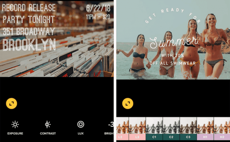 Tips for editinga and filtering your Instagram photos for audience growth