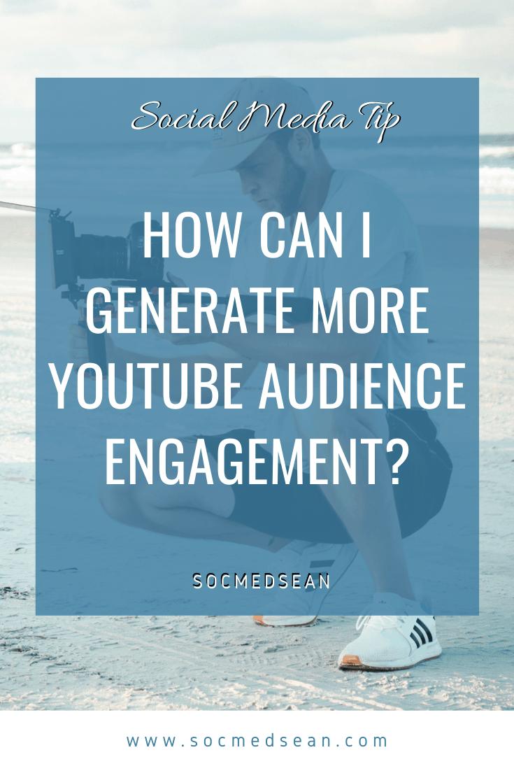Generating YouTube Engagement Tips