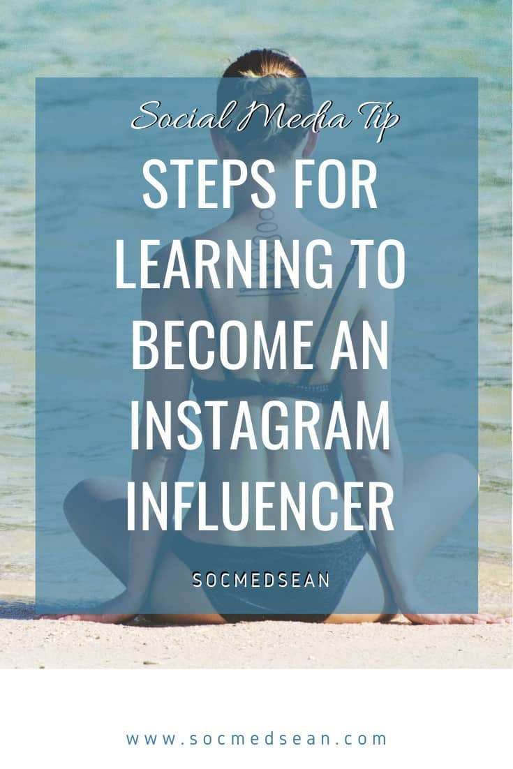 Tips on how to become an Instagram influencer - Pinterest 2