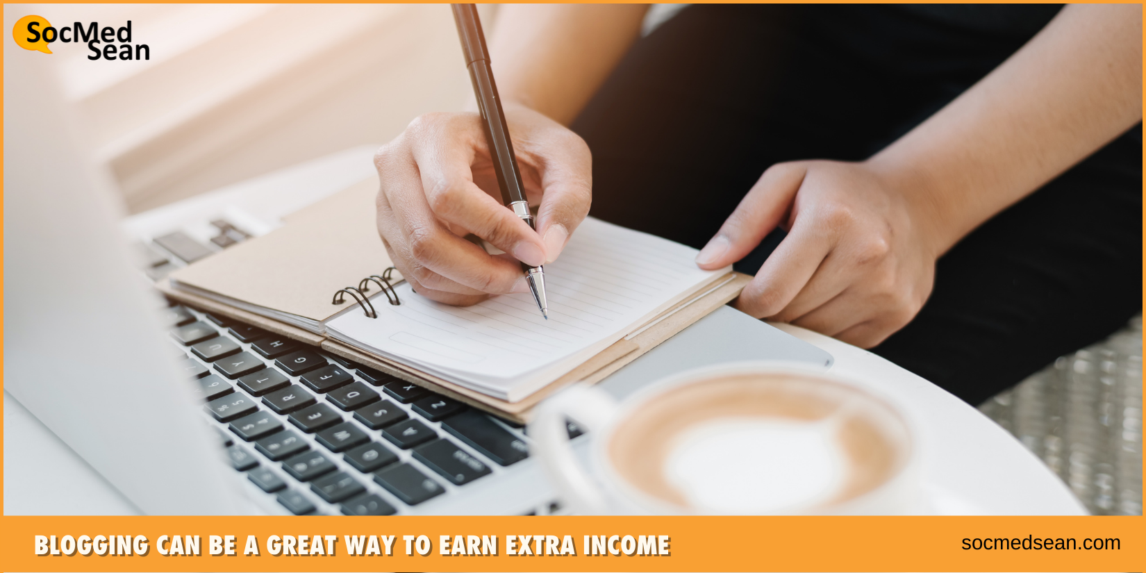 Blogging can be a great way to earn extra income