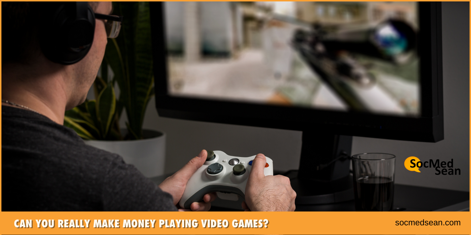 Can you really make money playing video games?