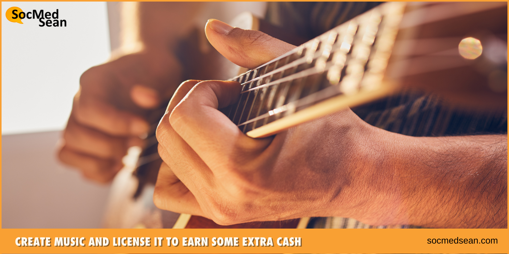 Create Music And License It to earn some extra cash