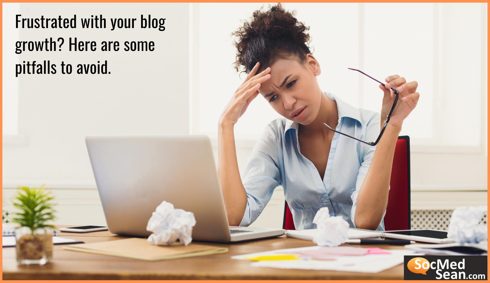 SocMedSean - Tips to help you grow your WordPress blog