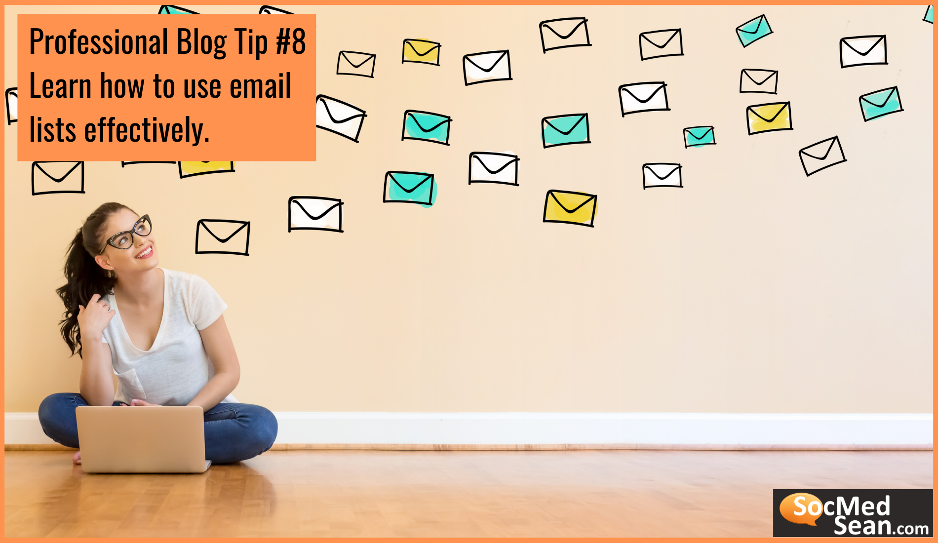 Blogging Tip - Learn how to use email lists effectively